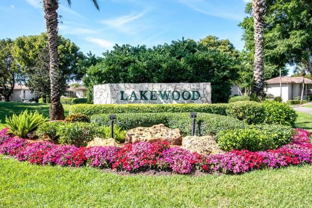 7768 Lakeside Boulevard #533, Boca Raton, FL 33434 (#RX-10637887) :: Signature International Real Estate