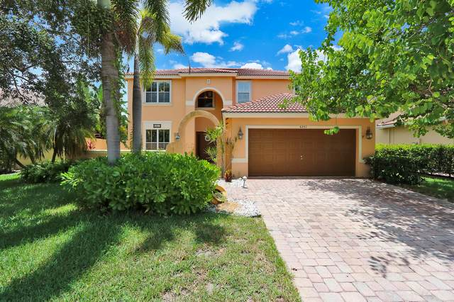 6287 Ethan Drive, Lake Worth, FL 33467 (MLS #RX-10637889) :: Castelli Real Estate Services