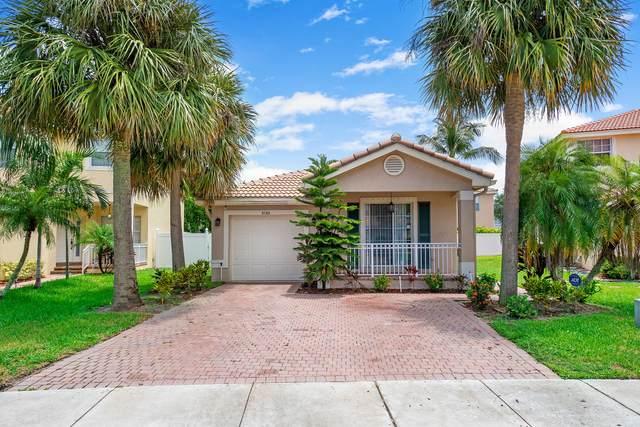 5130 Aurora Lake Circle, Greenacres, FL 33463 (MLS #RX-10637904) :: Berkshire Hathaway HomeServices EWM Realty