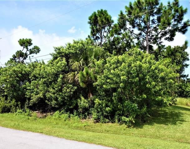 6458 NW Frenze Street, Port Saint Lucie, FL 34986 (#RX-10637908) :: Ryan Jennings Group