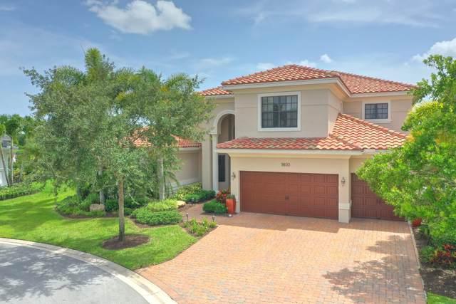 9850 Bay Leaf Court, Parkland, FL 33076 (MLS #RX-10637909) :: United Realty Group