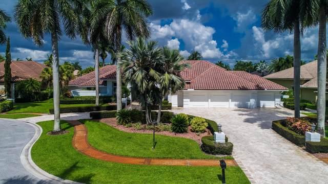 17086 White Haven Drive, Boca Raton, FL 33496 (#RX-10637912) :: Ryan Jennings Group