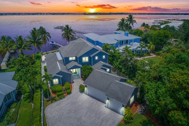 2021 SE Riverside Drive, Stuart, FL 34996 (#RX-10637913) :: Realty One Group ENGAGE