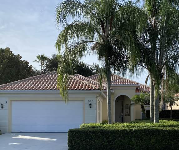 1357 SW Eagleglen Place, Stuart, FL 34997 (MLS #RX-10637914) :: Berkshire Hathaway HomeServices EWM Realty