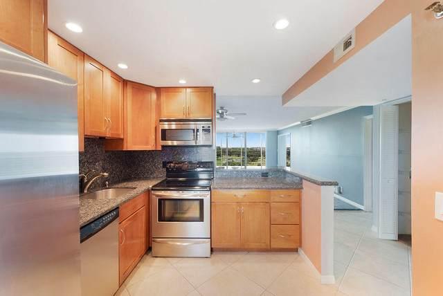 3510 Oaks Way #901, Pompano Beach, FL 33069 (MLS #RX-10637945) :: United Realty Group