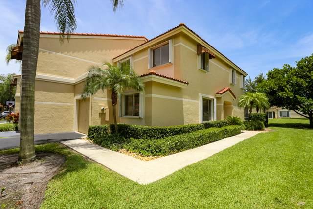 3529 Deer Creek Palladian Circle, Deerfield Beach, FL 33442 (MLS #RX-10637947) :: Cameron Scott  at RE/MAX