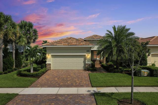 19035 SW Positano Way, Port Saint Lucie, FL 34986 (MLS #RX-10637958) :: Lucido Global