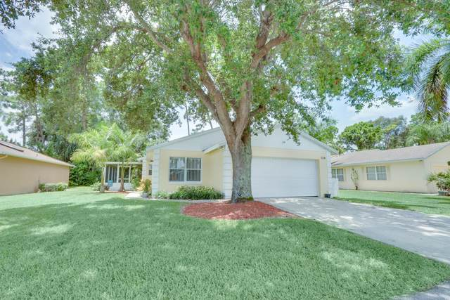 1238 Pine Sage Circle, West Palm Beach, FL 33409 (MLS #RX-10637968) :: The Jack Coden Group