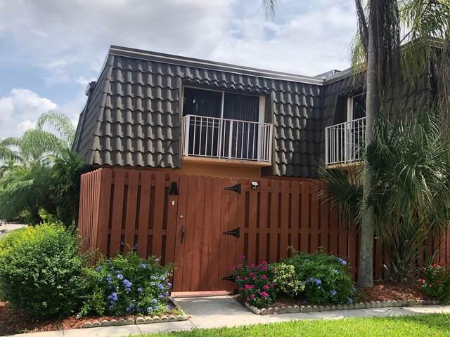 22172 Boca Rancho A Drive A, Boca Raton, FL 33428 (MLS #RX-10637970) :: Miami Villa Group