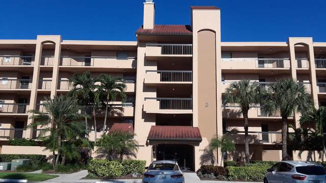 2455 Lindell Boulevard #3311, Delray Beach, FL 33444 (#RX-10637976) :: Ryan Jennings Group