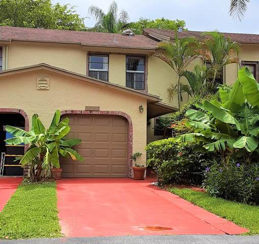 23426 SW 54th Way D, Boca Raton, FL 33433 (MLS #RX-10637978) :: Berkshire Hathaway HomeServices EWM Realty
