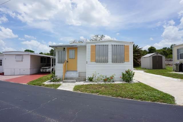 13827 S Indian River Drive #49, Jensen Beach, FL 34957 (MLS #RX-10637979) :: Miami Villa Group