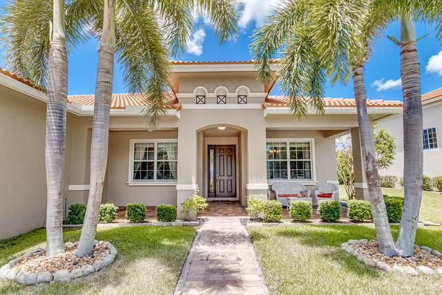 6744 Osage Circle, Greenacres, FL 33413 (MLS #RX-10638007) :: Berkshire Hathaway HomeServices EWM Realty