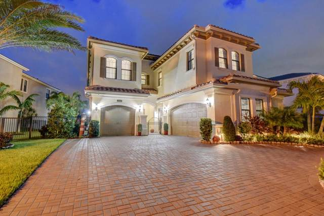 16364 Cabernet Drive, Delray Beach, FL 33446 (MLS #RX-10638009) :: The Jack Coden Group