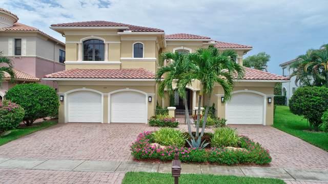 17910 Monte Vista Drive, Boca Raton, FL 33496 (MLS #RX-10638012) :: Berkshire Hathaway HomeServices EWM Realty