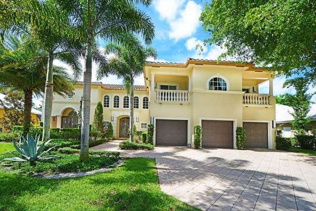 3160 Westminster Drive, Boca Raton, FL 33496 (#RX-10638013) :: Ryan Jennings Group