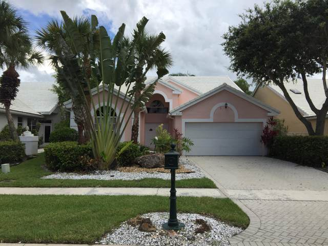 8247 Horseshoe Bay Road, Boynton Beach, FL 33472 (#RX-10638023) :: Ryan Jennings Group