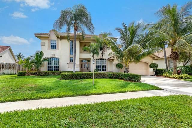 13469 William Myers Court, Palm Beach Gardens, FL 33410 (#RX-10638032) :: Ryan Jennings Group