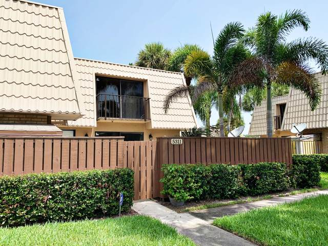 5311 53rd Way, West Palm Beach, FL 33409 (MLS #RX-10638037) :: The Jack Coden Group