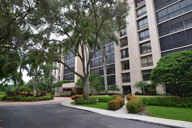20110 Boca West Drive #255, Boca Raton, FL 33434 (MLS #RX-10638050) :: The Paiz Group