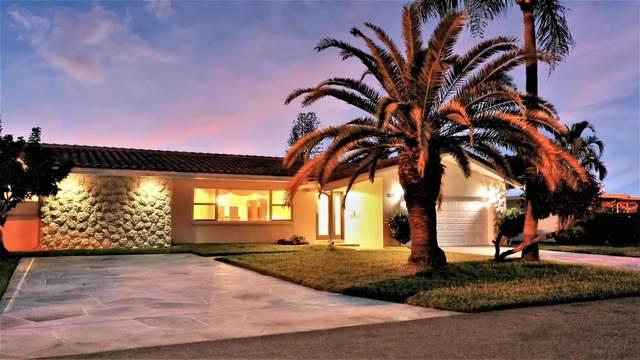 4741 NE 29 Avenue NE, Fort Lauderdale, FL 33308 (MLS #RX-10638057) :: Berkshire Hathaway HomeServices EWM Realty