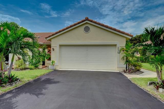 10631 Ladypalm Lane B, Boca Raton, FL 33498 (MLS #RX-10638061) :: The Jack Coden Group