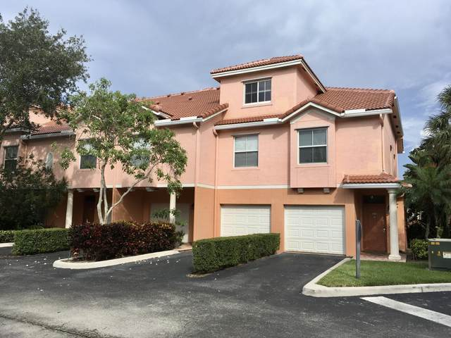 2040 Alta Meadows Lane #1610, Delray Beach, FL 33444 (MLS #RX-10638064) :: The Jack Coden Group