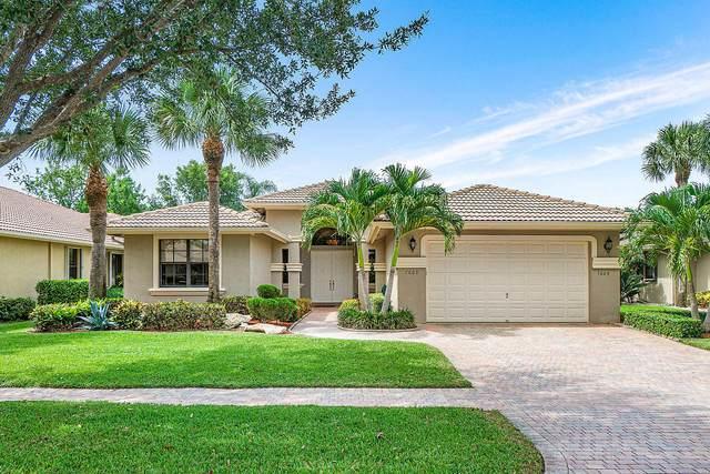 7609 Via Grande, Boynton Beach, FL 33437 (#RX-10638080) :: Ryan Jennings Group