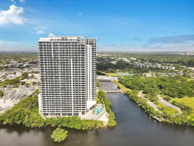 16385 Biscayne Boulevard #919, North Miami Beach, FL 33160 (MLS #RX-10638081) :: Berkshire Hathaway HomeServices EWM Realty