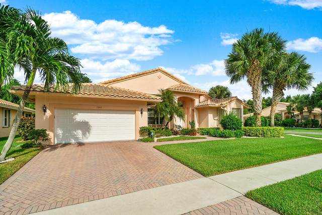5242 Landon Circle, Boynton Beach, FL 33437 (#RX-10638087) :: Ryan Jennings Group