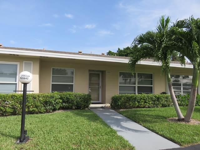 20838 Sedgewick Drive, Boca Raton, FL 33433 (MLS #RX-10638088) :: The Jack Coden Group