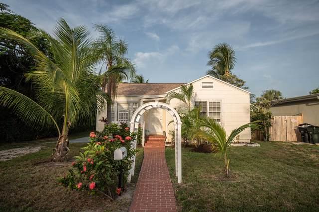 1722 N N Street, Lake Worth Beach, FL 33460 (MLS #RX-10638096) :: The Jack Coden Group