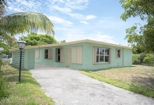 320 NE 16th Avenue, Boynton Beach, FL 33435 (MLS #RX-10638109) :: Berkshire Hathaway HomeServices EWM Realty