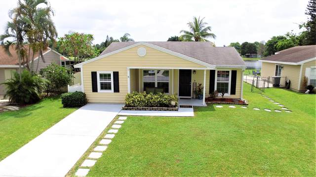 9060 Woodlark Terrace, Boynton Beach, FL 33472 (#RX-10638111) :: Ryan Jennings Group