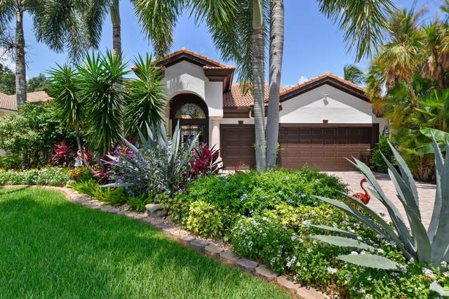 15969 Brier Creek Drive, Delray Beach, FL 33446 (MLS #RX-10638114) :: Berkshire Hathaway HomeServices EWM Realty
