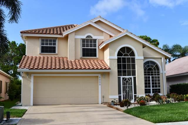 5000 SE Mariner Village Lane, Stuart, FL 34997 (MLS #RX-10638122) :: The Jack Coden Group