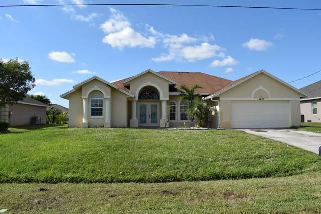 4436 SW Idlewild Street, Port Saint Lucie, FL 34953 (#RX-10638124) :: Ryan Jennings Group