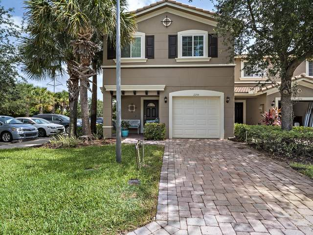 2255 SW Rockport Road, Port Saint Lucie, FL 34953 (#RX-10638128) :: Dalton Wade
