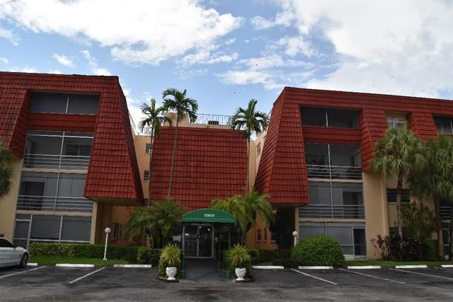 22605 SW 66th Avenue #308, Boca Raton, FL 33428 (MLS #RX-10638196) :: The Paiz Group