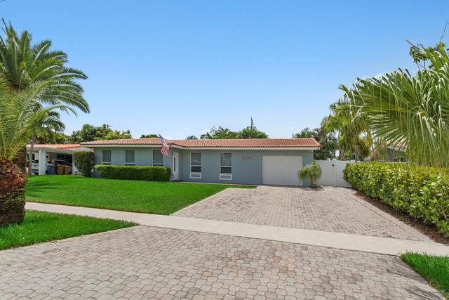 1643 SE 8th Avenue, Deerfield Beach, FL 33441 (MLS #RX-10638230) :: Berkshire Hathaway HomeServices EWM Realty