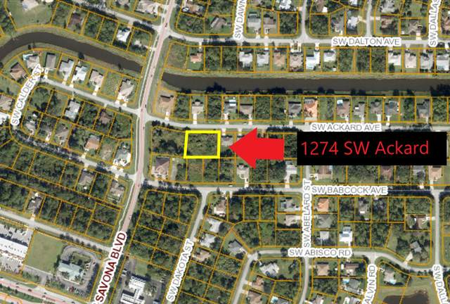 1274 SW Ackard Avenue, Port Saint Lucie, FL 34953 (#RX-10638237) :: Ryan Jennings Group