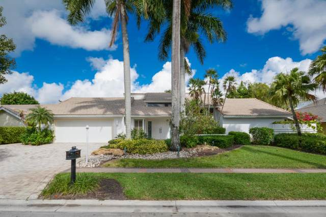 17866 Foxborough Lane, Boca Raton, FL 33496 (MLS #RX-10638258) :: The Paiz Group
