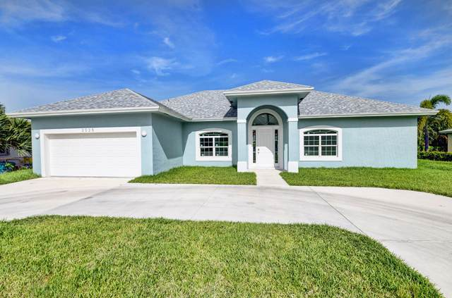 3035 S Seacrest Boulevard, Boynton Beach, FL 33435 (MLS #RX-10638269) :: United Realty Group