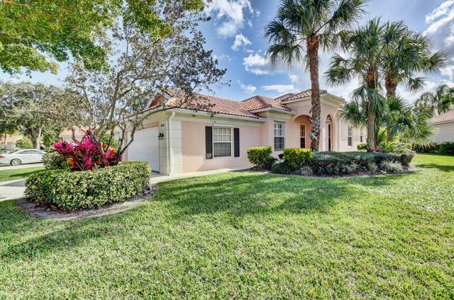 4626 Hammock Circle, Delray Beach, FL 33445 (MLS #RX-10638275) :: The Paiz Group