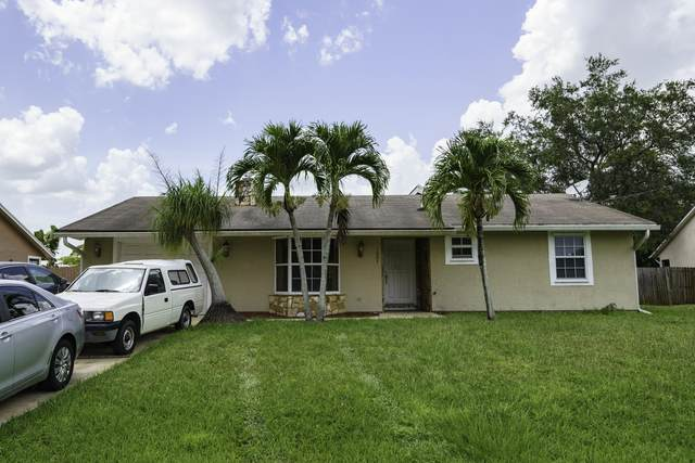 1005 SW Coleman Avenue, Port Saint Lucie, FL 34953 (#RX-10638280) :: Ryan Jennings Group