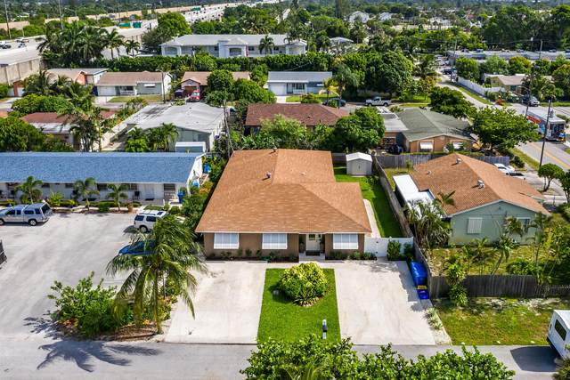 1603 Holly Street #1, Lantana, FL 33462 (MLS #RX-10638309) :: Berkshire Hathaway HomeServices EWM Realty
