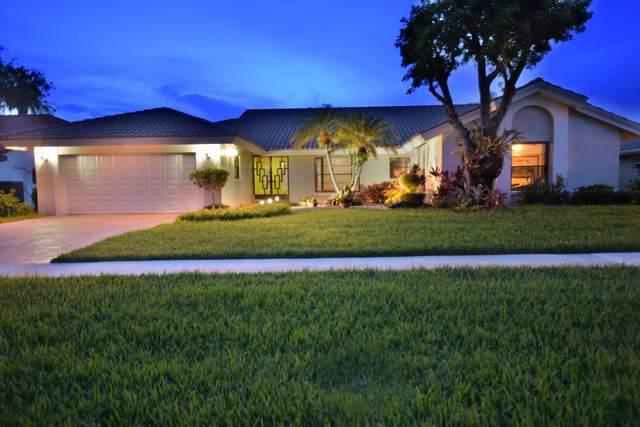 20660 Bay Brooke Court, Boca Raton, FL 33498 (MLS #RX-10638311) :: United Realty Group
