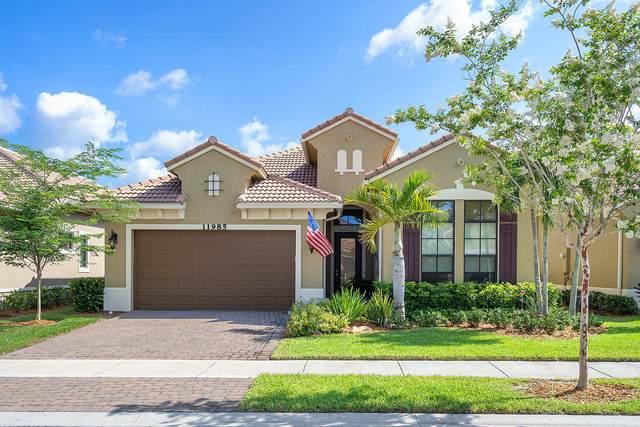 11985 Kalmar Circle N, Parkland, FL 33076 (#RX-10638312) :: Signature International Real Estate