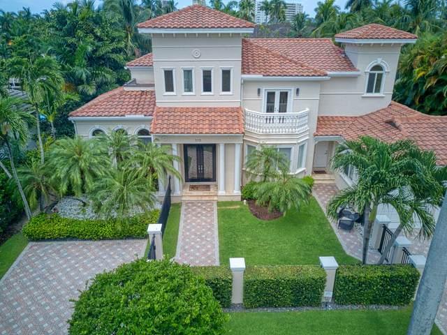 310 San Marco Drive, Fort Lauderdale, FL 33301 (MLS #RX-10638317) :: Berkshire Hathaway HomeServices EWM Realty