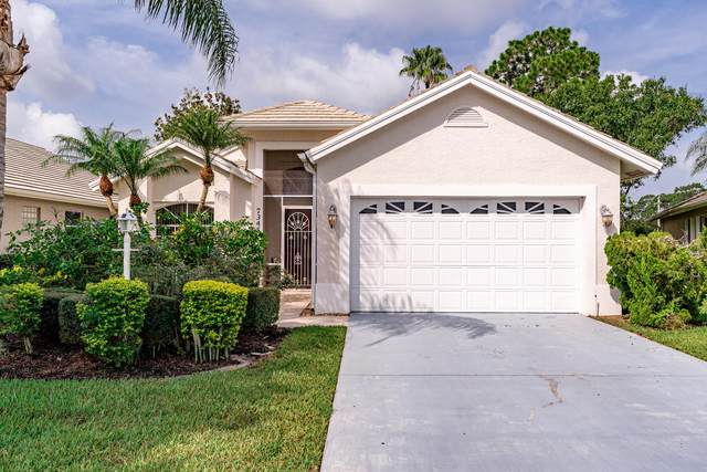 7345 Marsh Terrace, Port Saint Lucie, FL 34986 (MLS #RX-10638330) :: Berkshire Hathaway HomeServices EWM Realty